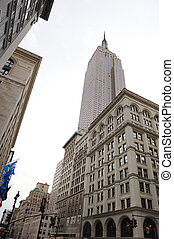 New York City Empire State Building