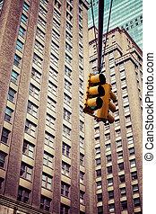New York City Manhattan Skyline, U.S.A.