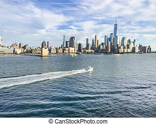 New York City, Manhattan, USA
