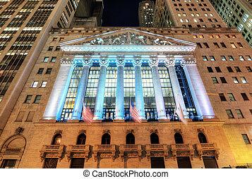 New York Stock Exchange - NEW YORK CITY - MAY 22: New York ...