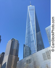 New York City One World Trade Center