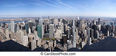 New York City Panorama
