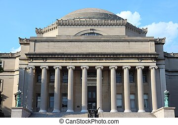 Columbia University - New York City, United States - Low...