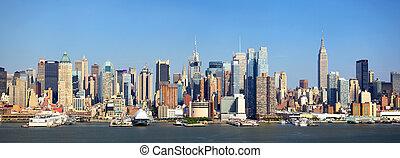 new york horisont