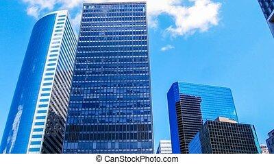 New York Manhattan buildings