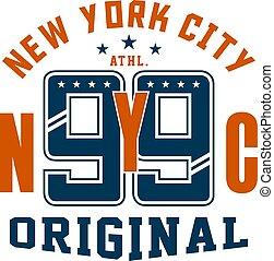 new york nyc original