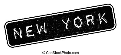 New York rubber stamp
