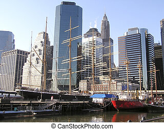 New York skylines 6