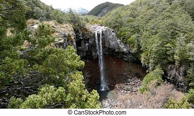 New Zealand National park 9 - NATIONAL PARK, NZ - DEC 8...
