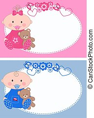 newborn baby cards