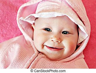 Newborn baby in panama