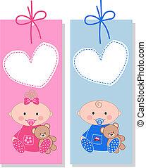 newborn baby tags