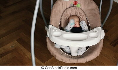 Newborn swing baby automatic electrical chair
