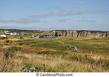 Newfoundland outport