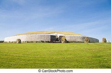 newgrange, ユネスコ, 相続財産, -, アイルランド