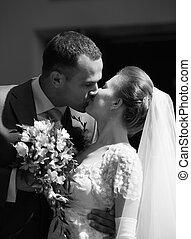newly-married, párosít