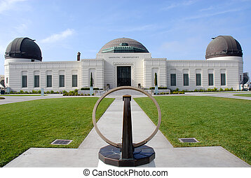 Griffith Observatory - Newly renovated Griffith Observatory...