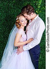 newlyweds, szerelemben