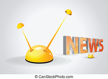 news and antenna