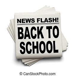 News Back To School