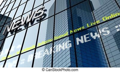 News building