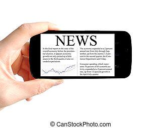 news on Smart Phone