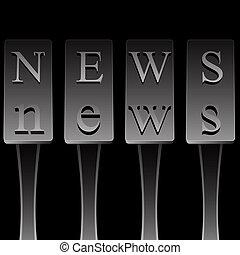 News on Typewriter Keys