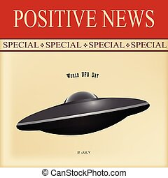 July 2 World UFO Day