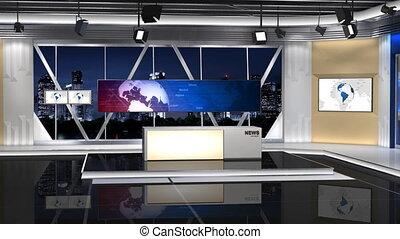 News Studio 100C2 Shift Right