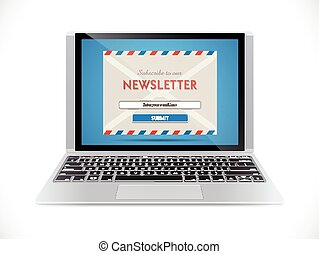 Newsletter - e-mail marketing
