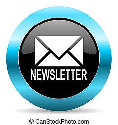 newsletter, icône