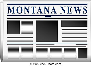 Newspaper state of Montana