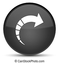 Next arrow icon special black round button
