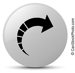 Next arrow icon white round button