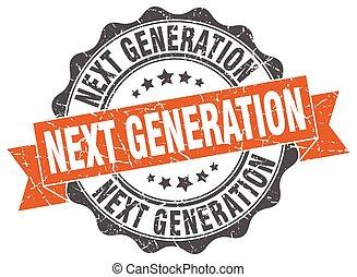 next generation stamp. sign. seal