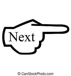 Next hand