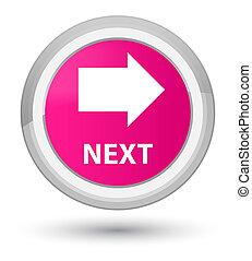 Next prime pink round button