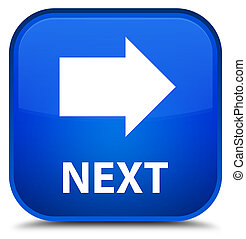 Next special blue square button