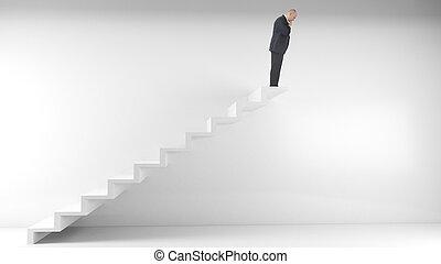 Next step stairs