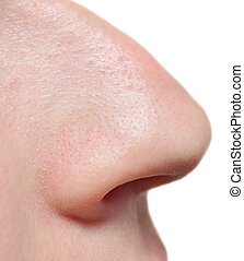 nez, humain