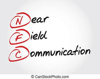 Near Field Communication - NFC Near Field Communication,...