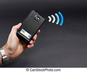 NFC - Near field communication / mobile payment - NFC - Near...