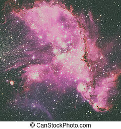 NGC 346 is an open cluster in the constellation Tucana.