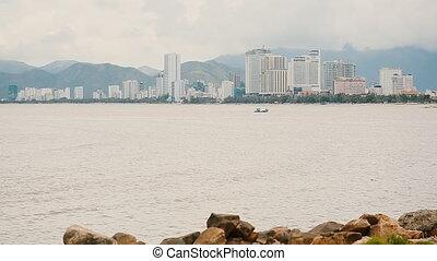 Nha Trang city. Vietnam.