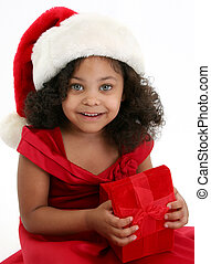 niña, navidad