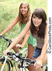 equitación Adolescente
