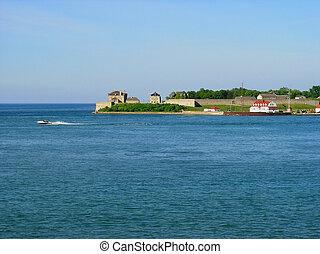 niagara, 城砦