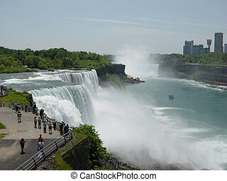 Niagara Falls USA/Canada
