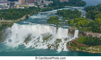 Niagara Falls view Skylon Tower