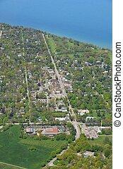 Niagara on the Lake, aerial